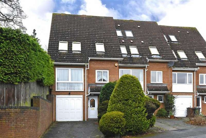 3 Bedrooms End Of Terrace House for sale in Romney Drive, Bromley, Kent