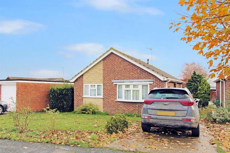 2 Bedrooms Bungalow for sale in Chapman Avenue, Burgh Le Marsh, Skegness, PE24 5LY