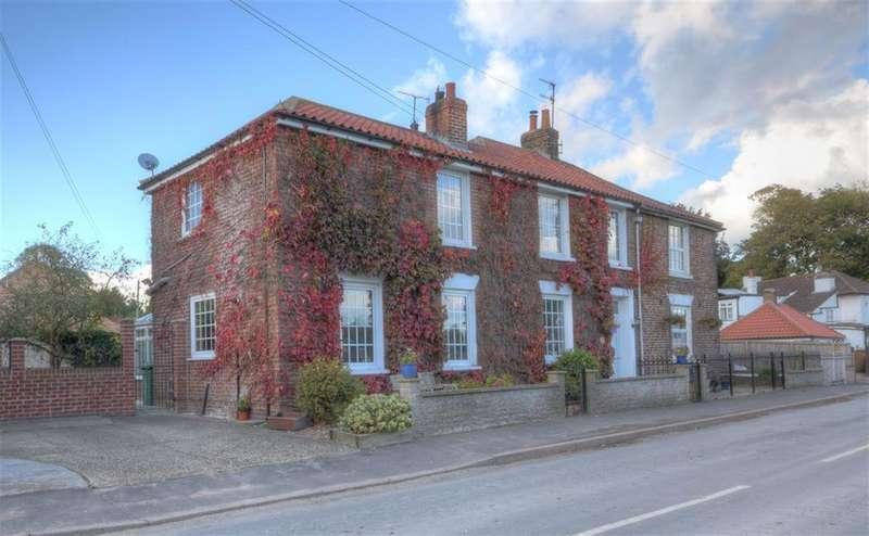 4 Bedrooms Semi Detached House for sale in Wold Newton, Driffield, YO25 3YD