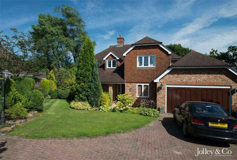 5 Bedrooms Detached House for sale in 16 Alders Road, Disley, STOCKPORT, Cheshire