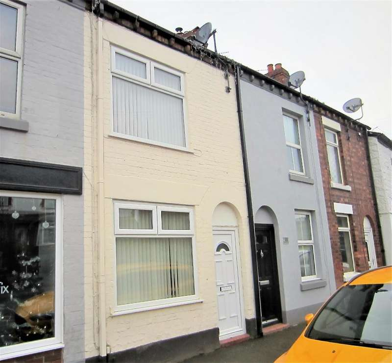 3 Bedrooms Terraced House for sale in Delamere Street, Winsford, CW7 2LX