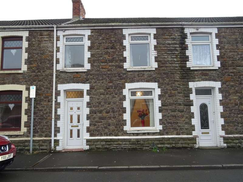 3 Bedrooms Terraced House for sale in Edward Street, Port Talbot, SA13 1YB