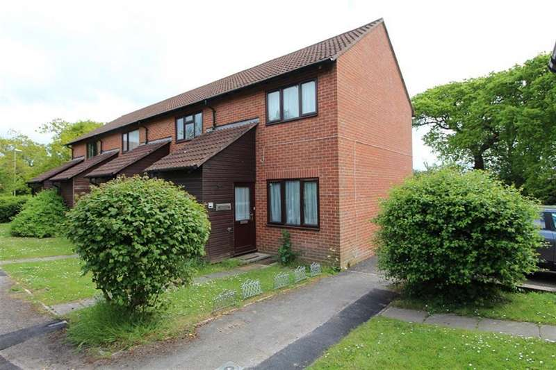 2 Bedrooms End Of Terrace House for sale in Eastlands, New Milton, Hampshire, BH25 5PJ