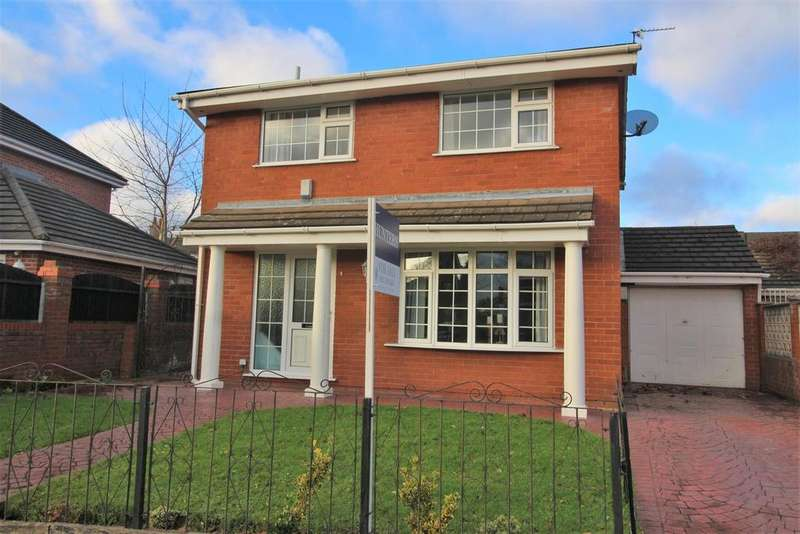 3 Bedrooms Detached House for sale in Dunmore Road, Little Sutton, Cheshire, CH66 4PD