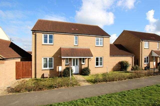 4 Bedrooms Detached House for sale in Jutland Walk, Bridgwater