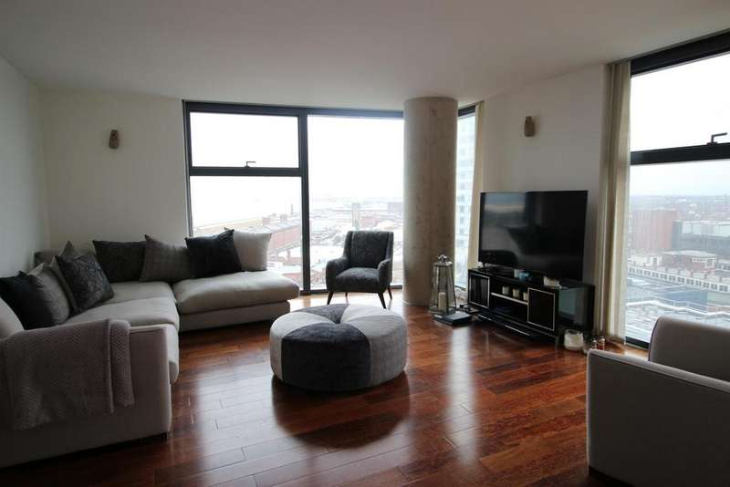 2 Bedrooms Flat for sale in Brook Street, Liverpool, L3 9PE