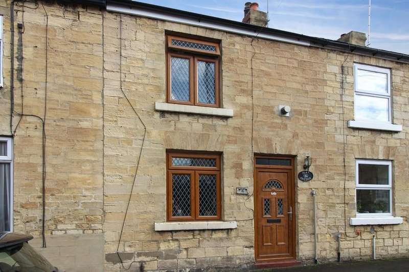 1 Bedroom Cottage House for sale in 6 Albion Street, Clifford, LS23 6HY