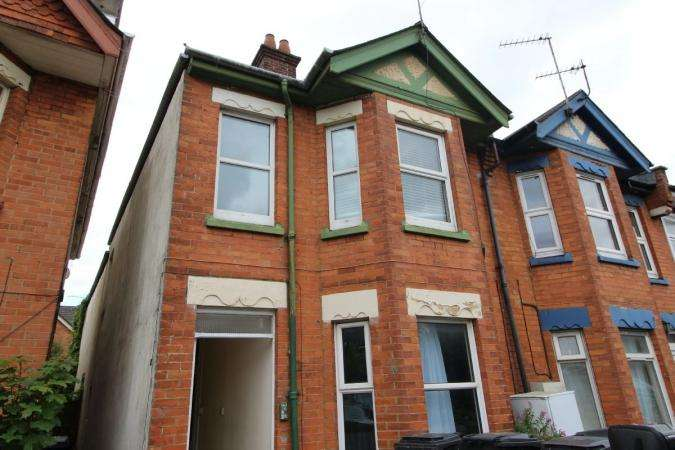 2 Bedrooms Flat for sale in St. Clements Road , Boscombe