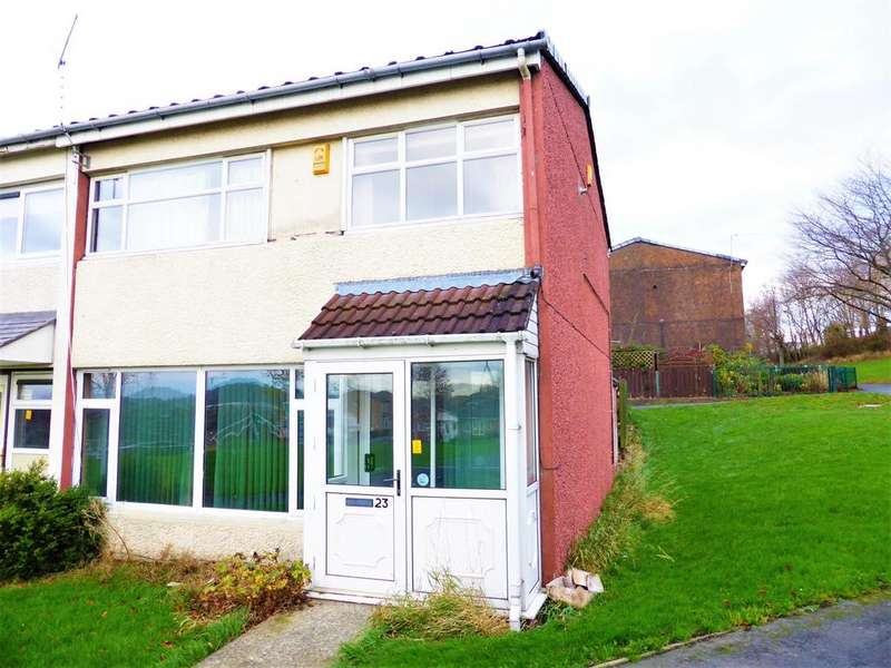3 Bedrooms End Of Terrace House for sale in Potters Gate, High Green, Sheffield, S35 4NA