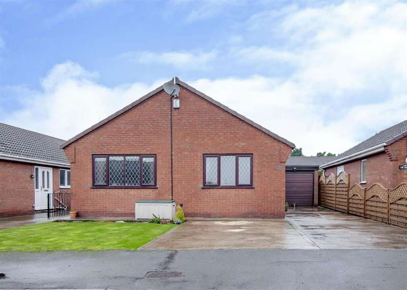 2 Bedrooms Detached Bungalow for sale in The Rowans, Westwoodside, Doncaster, DN9 2PQ