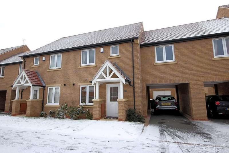 3 Bedrooms Terraced House for sale in Highland Drive, Loughborough