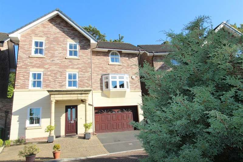 4 Bedrooms Detached House for sale in Mill Rise, Helsby, Cheshire, WA6 0PL