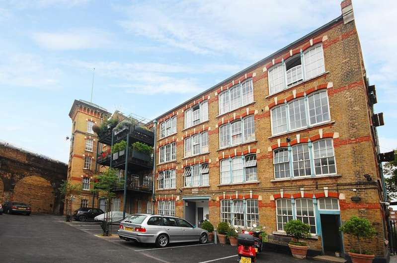2 Bedrooms Flat for sale in Abbey Street Bermondsey SE1