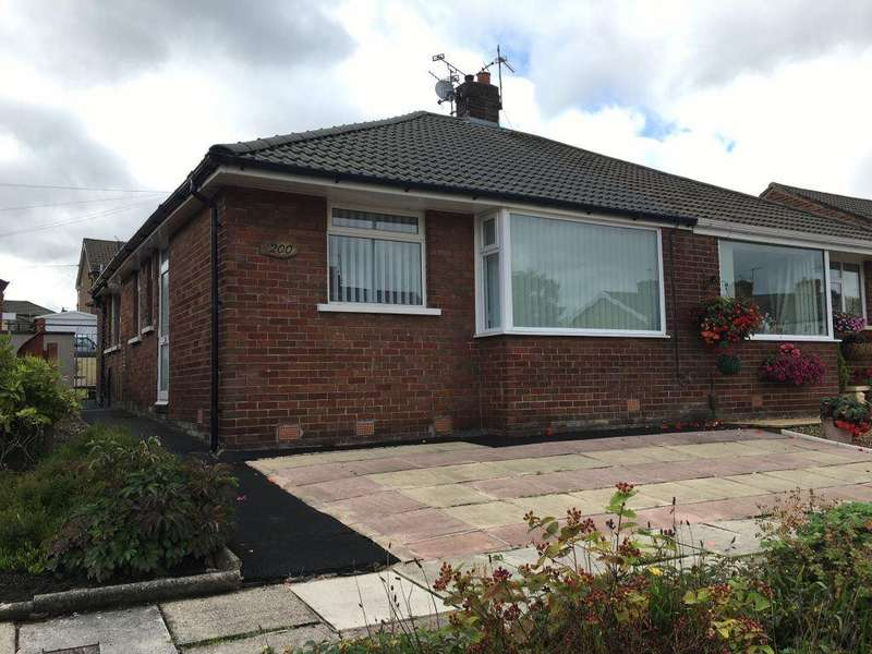 2 Bedrooms Bungalow for rent in Blackburn Road, Oswaldtwistle Accrington