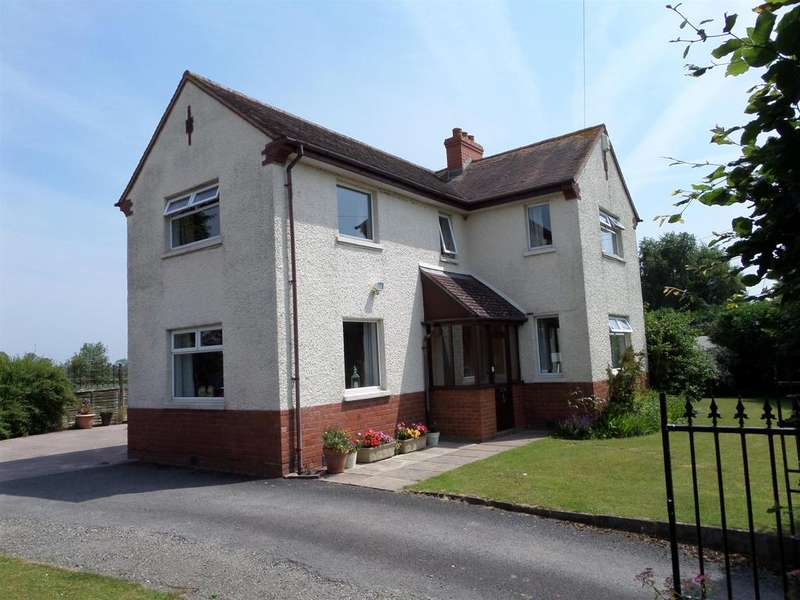 3 Bedrooms Detached House for sale in Orange Fox View, Allensmore, Hereford, HR2 9AS