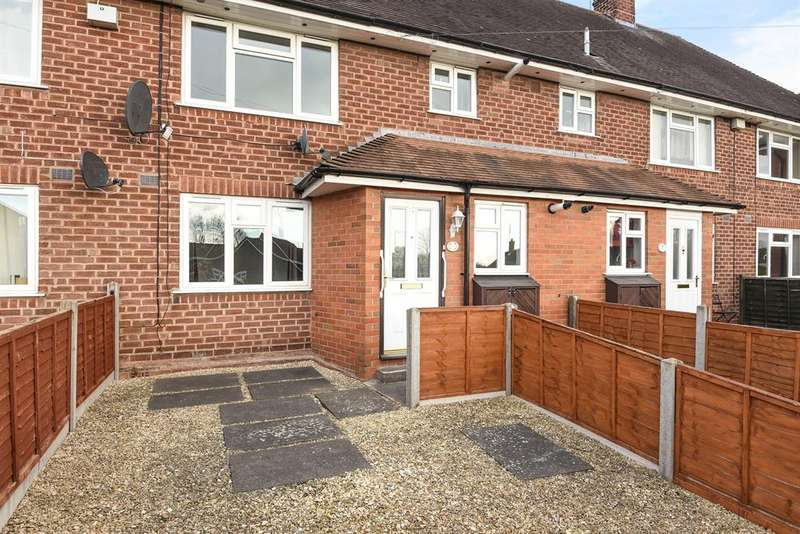 1 Bedroom Flat for sale in Kingsway, Hereford, HR1 1HA