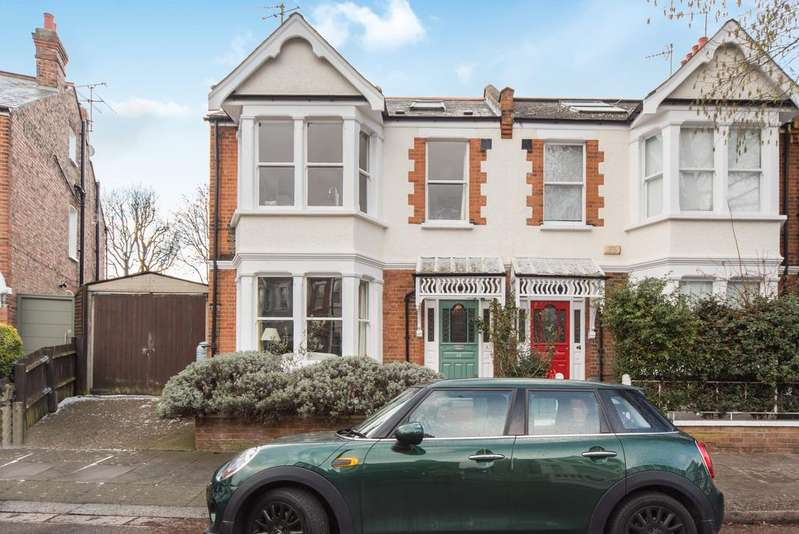 4 Bedrooms House for sale in Summerlands Avenue, Acton