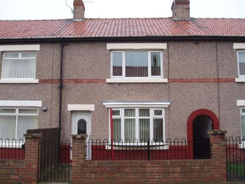 3 Bedrooms Terraced House for rent in Tyne Street, Seaham, County Durham, SR7