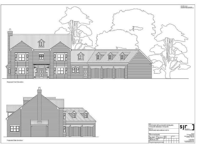 7 Bedrooms Plot Commercial for sale in The Grange, Wingate, County Durham, TS28 5LY