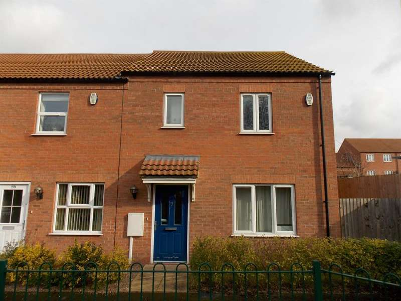 4 Bedrooms Terraced House for sale in Danes Close, Grimsby, Lincolnshire