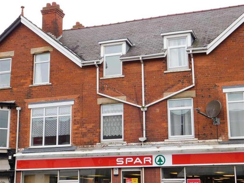 2 Bedrooms Flat for sale in Drummond Road, Skegness, Lincs, PE25 3ES
