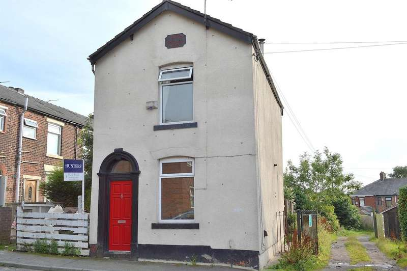 2 Bedrooms Detached House for sale in Corona Avenue, Hollins, Oldham, OL8 4JA