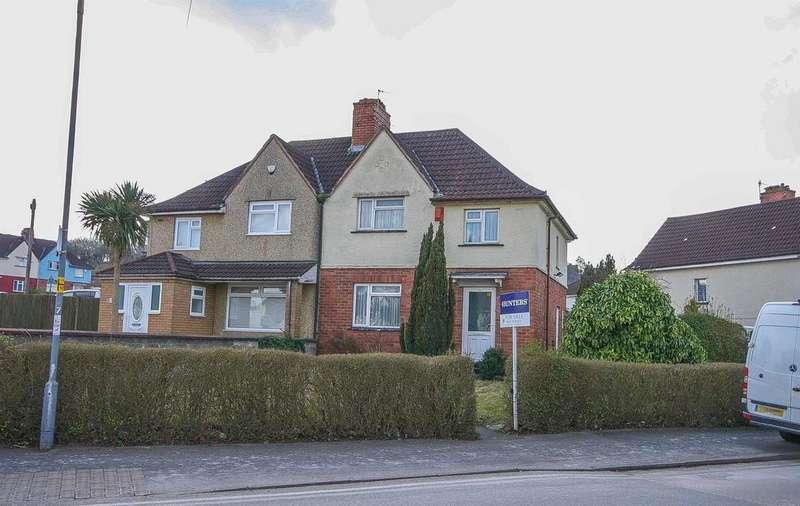 3 Bedrooms Semi Detached House for sale in Marksbury Road, Bedminster, Bristol, BS3 5JY