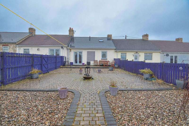 2 Bedrooms Bungalow for sale in Grange Street, Consett, DH8 7AH