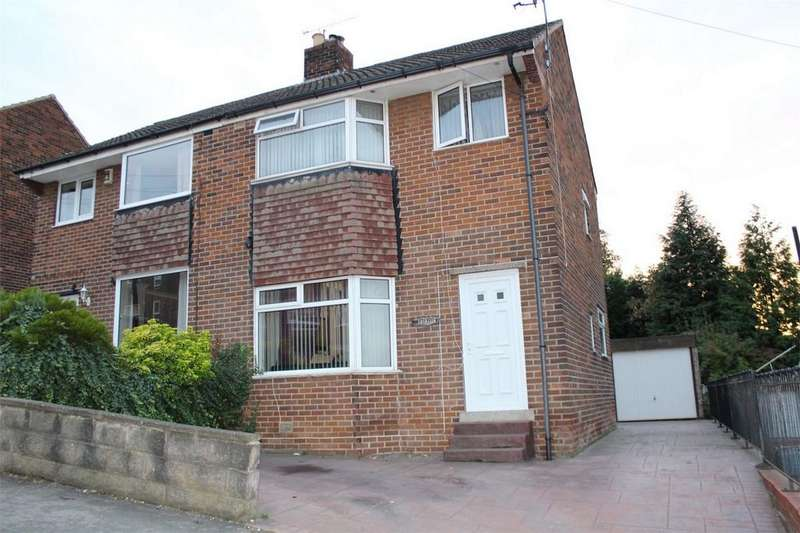 3 Bedrooms Semi Detached House for sale in Whiteways Drive, SHEFFIELD, South Yorkshire