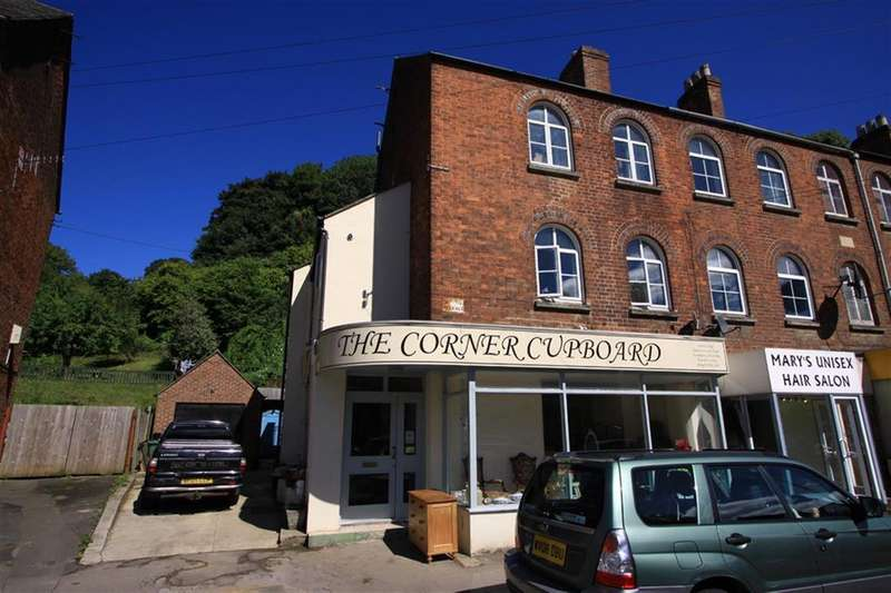 3 Bedrooms End Of Terrace House for sale in London Road, Brimscombe