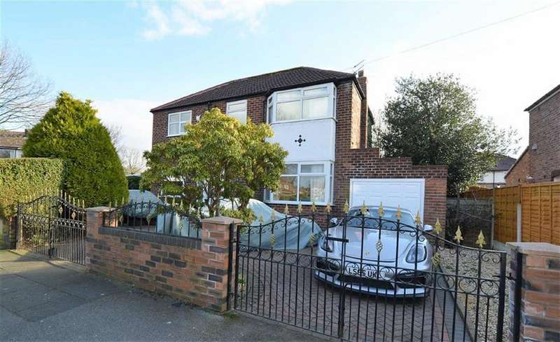 5 Bedrooms Detached House for sale in Derwent Road, URMSTON, Manchester