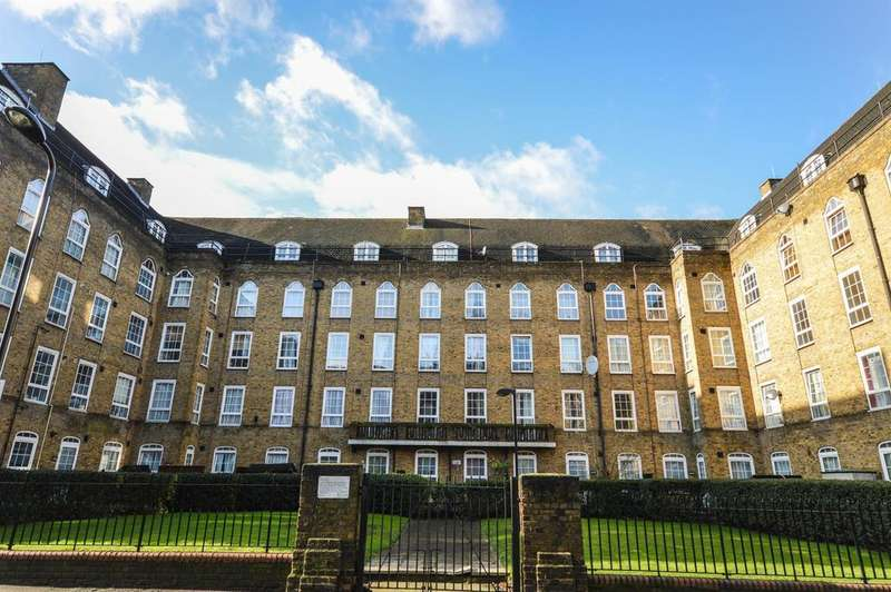 2 Bedrooms Flat for sale in Shore Place, London, E9
