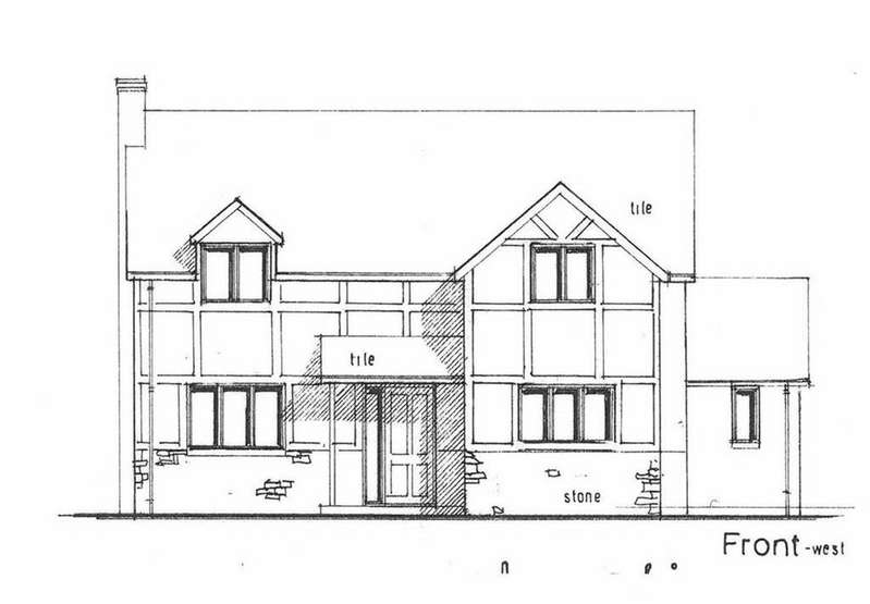 4 Bedrooms Detached House for sale in New Build, Brockington Road, Bodenham, Herefordshire, HR1
