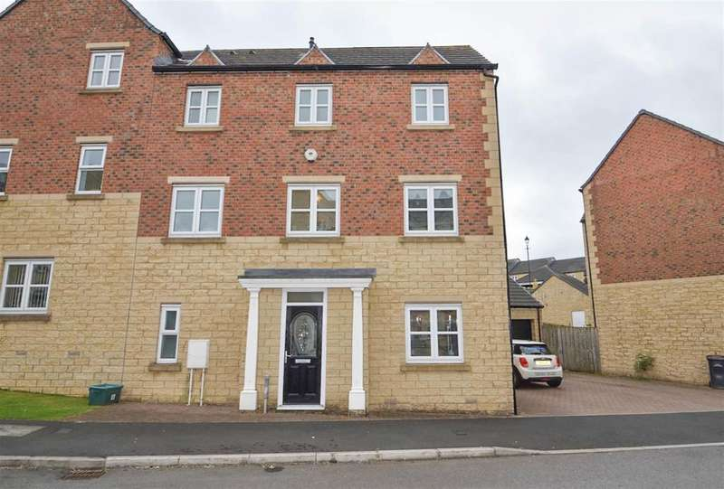 4 Bedrooms Semi Detached House for sale in Queens Gate, Consett, DH8 5FB