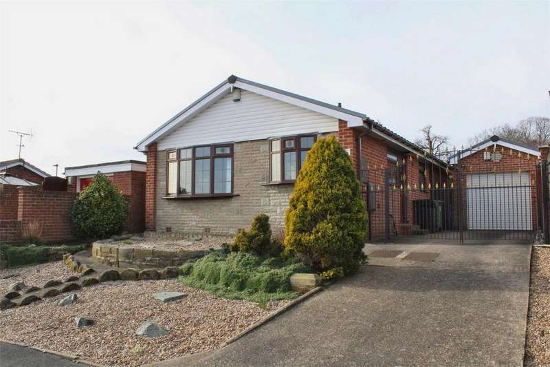 2 Bedrooms Detached Bungalow for sale in Auckland Rise, Halfway, SHEFFIELD, South Yorkshire