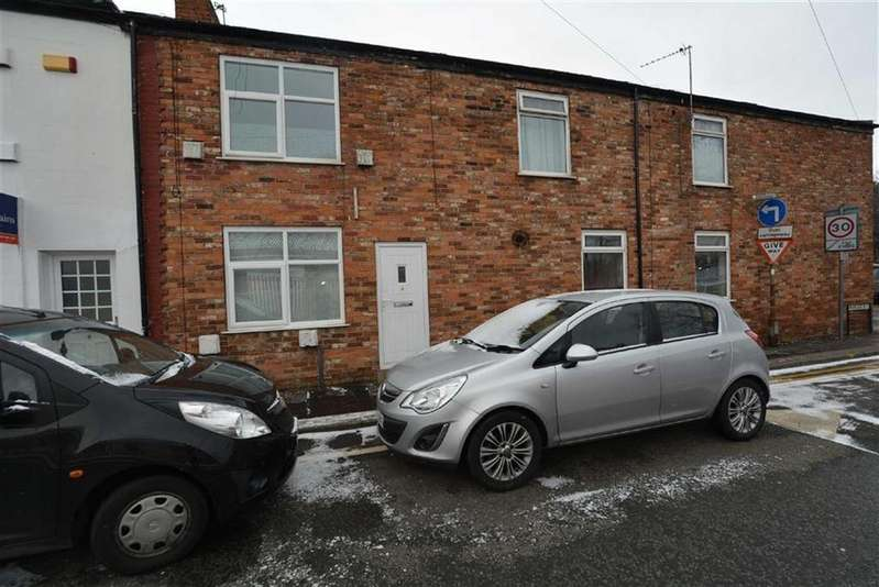 2 Bedrooms Terraced House for sale in Poplar Road, STRETFORD