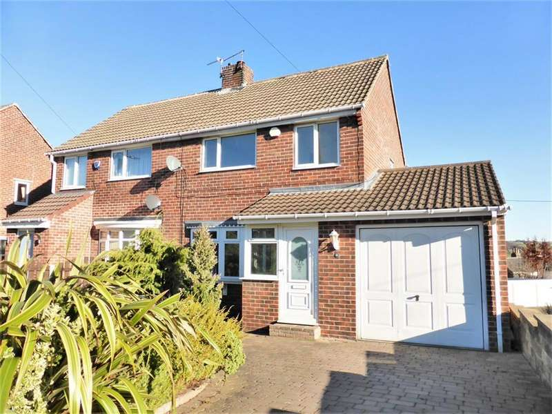 3 Bedrooms Semi Detached House for sale in St. Michaels Road, Ecclesfield, Sheffield, S35 9YL
