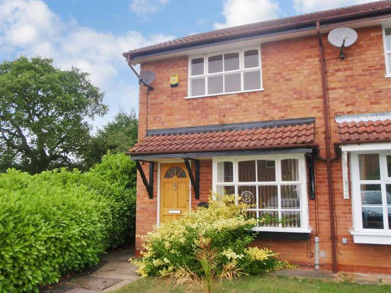 2 Bedrooms End Of Terrace House for rent in Lordswood Close, Redditch, B97 5YD
