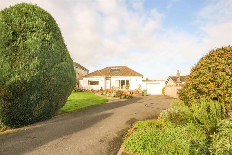 3 Bedrooms Detached Bungalow for sale in Charfield Hill, Charfield, Wotton-under-Edge, GL12 8LH