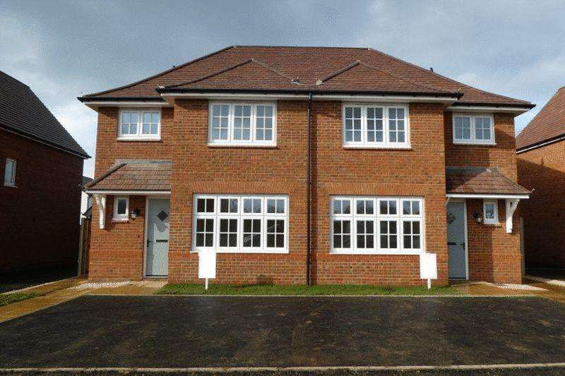 3 Bedrooms Semi Detached House for rent in Marden