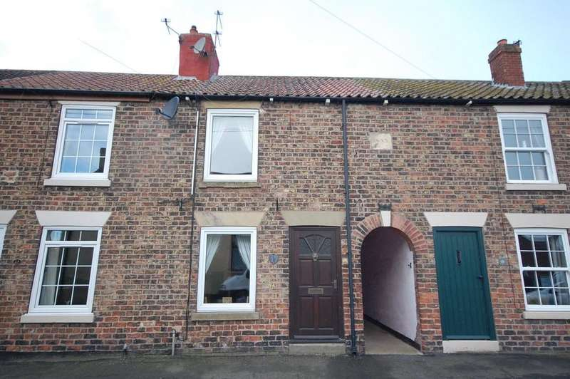 3 Bedrooms Terraced House for sale in Bell Lane, Rawcliffe