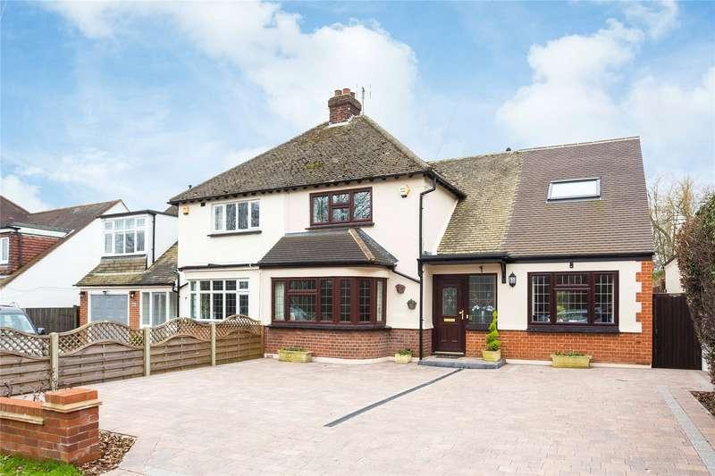 4 Bedrooms Semi Detached House for sale in Goffs Lane, Goffs Oak, Waltham Cross, Hertfordshire