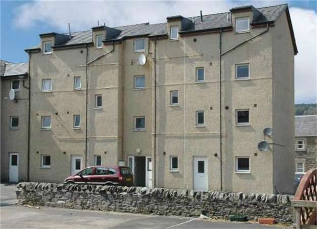 1 Bedroom Flat for sale in Muthag Court, Selkirk, Scottish Borders