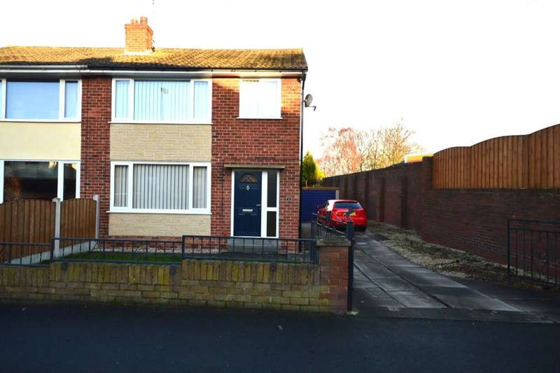 3 Bedrooms Semi Detached House for sale in Finkin Lane, Stanley, Wakefield, WF3