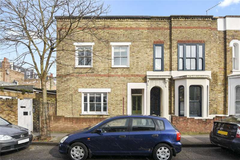 3 Bedrooms End Of Terrace House for sale in Lyal Road, Bow, London, E3