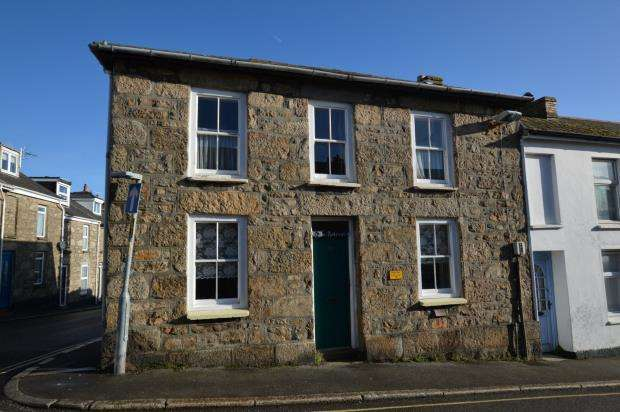2 Bedrooms End Of Terrace House for sale in Adelaide Street, Penzance, Cornwall
