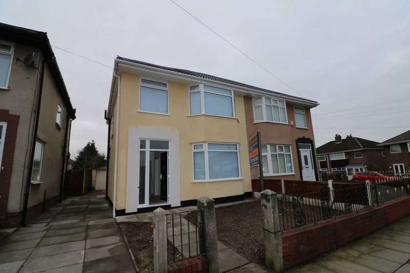 3 Bedrooms Semi Detached House for sale in Montgomery Road, Walton