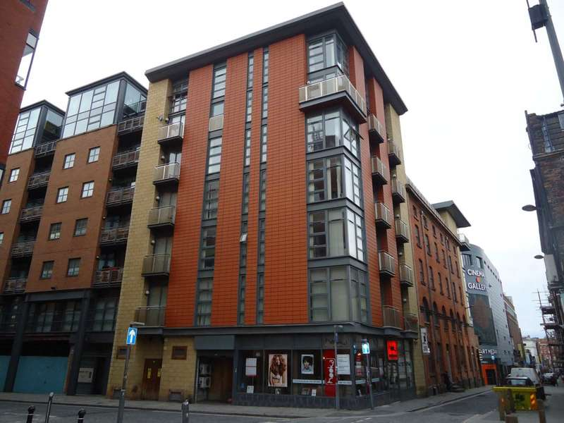 2 Bedrooms Apartment Flat for sale in Wood Street, Liverpool
