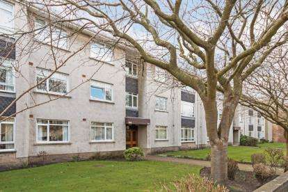 2 Bedrooms Flat for sale in Park Circus, Ayr