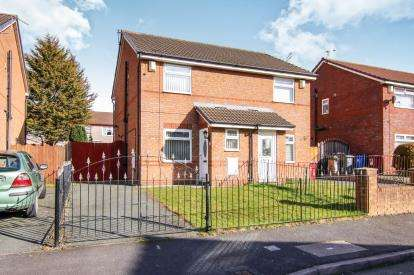 2 Bedrooms Semi Detached House for sale in Mollington Road, Liverpool, Merseyside, L32